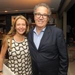 Donata Meirelles e Nizan Guanaes