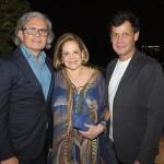 Jorge Elias, Vanda Jacintho e Gui Deucher