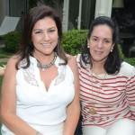 Maria Pia Trussardi e Marcia Jacintho
