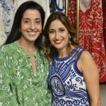 Paula Arena e Stefania Mascarenhas