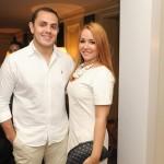 Paulo Castilho e Sabrina Cardoso