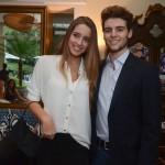 Rafaela Mesquita e Jose Kalil