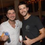 Thiago Valadares e Luis Edgard