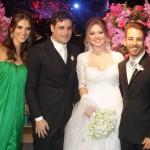 Rodrigo Scarpa se casa em São Paulo