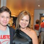 Arthur Rosin e Monica Rioverde