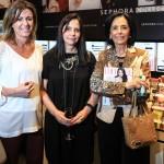 Alessandra Gavazzi Ana Cristina Ferreira Leite e Dayse Gasparian