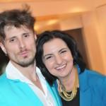 Ivo Feliciano e Mari Oglouyan