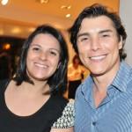 Mariana Gama e Marcelo Modenesi