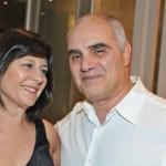 Marta e Marcelo Aflalo