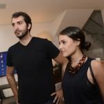 Marco Michaloate e Victoria Zuffo