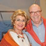 Olga e Tony Lyra