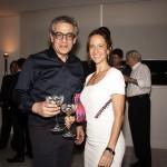 Sergio Zobaran e Luciana Esteves