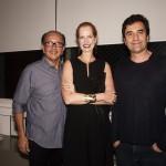 Davi Dastos, Zizi Zink e Eduardo Fernandes