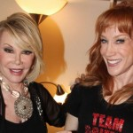"Kathy Griffin é a substituta de Joan Rivers no ""Fashion Police"""