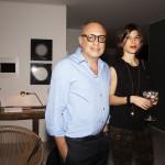 Ligia e Arthur Casas