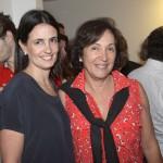 Cristina Parente e Lu Pimenta