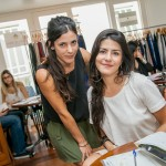 Camila Turrini e Nadia Saab
