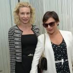 Cloris Leite e Cris Galotti