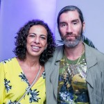 Marília Salomão e Felipe Veloso