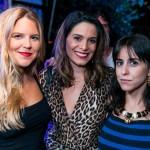 Nathalia Medeiros, Rafaella Garcia e Renata Valois