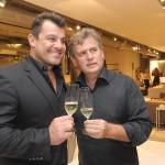 Paulo Bacchi e Angelo Derenze