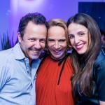 Vik Muniz, Lenny Niemeyer e Joana Sobral