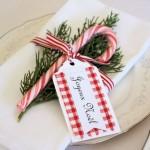 decoração mesa de Natal  (1)