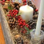 decoração mesa de Natal  (11)