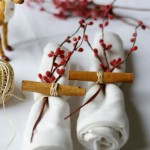 decoração mesa de Natal  (12)