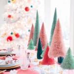 decoração mesa de Natal  (13)