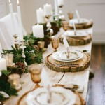decoração mesa de Natal  (2)