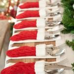 decoração mesa de Natal  (5)