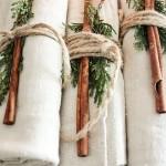 decoração mesa de Natal  (9)