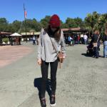 Looks Isabella Fiorentino na Disney