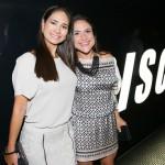 Natalia Andrade e Mariana Saadeh
