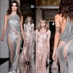 Versace abre temporada de desfiles em Paris