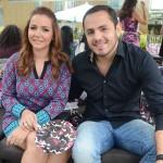 Sabrina Cardoso e Paulo Castilho