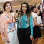 Fernanda Decourt e Luciana David