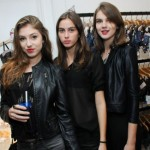 Monique Oliveira , Jessica Roman e Marina Fiatconski