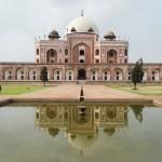 New Delhi  Tumba Humayun,