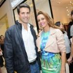 Ricardo Dupen e Vanessa Andrade