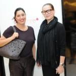 Sandra Toscano e Fernanda Torreão