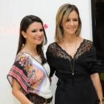 Sophia Alckmin e Cris Tamer