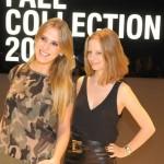 Stephanie Kopenhagen e Ornella Moraes