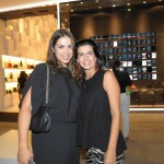 Taciana Veloso e Patricia Cavalcanti