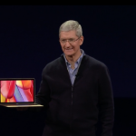 Apple apresenta MacBook superfino e traz novidades sobre Apple TV