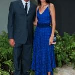 Carol Ribeiro e amigo