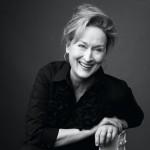 O novo projeto de Meryl Streep