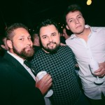 Fabio Alves, Alysson Vilalba e Andre Aloy