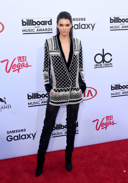 Kendall Jenner de Balmain
